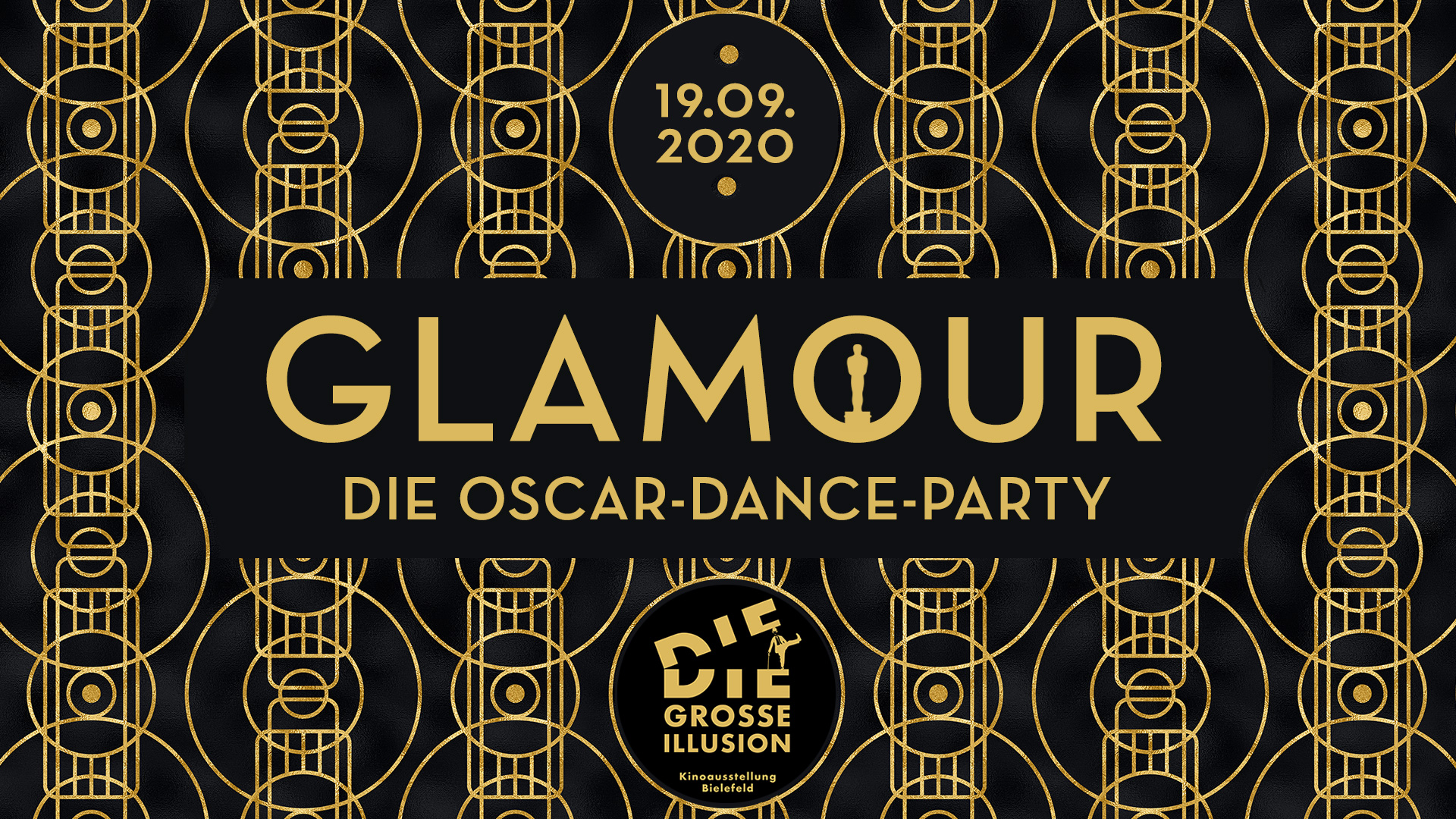 4 GLAMOUR - Die Oscar Dance Party
